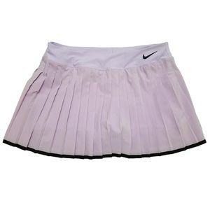 Nike Skirts - Nike Court Dri-fit Pleated Tennis Skirt Purple XL